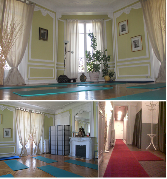 trouver et pratiquer du yoga paris 75009 jannyoga. Black Bedroom Furniture Sets. Home Design Ideas
